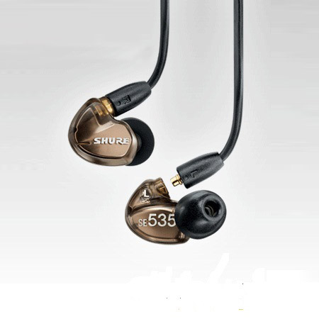 Tai nghe Earphone Shure SE535 CLV giá tốt