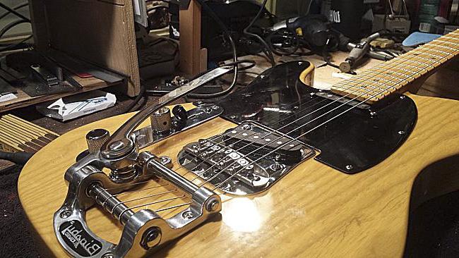 Dịch vụ sửa chữa guitar giá tốt