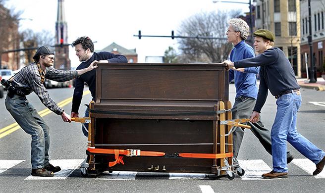 Dịch vụ vận chuyển đàn piano