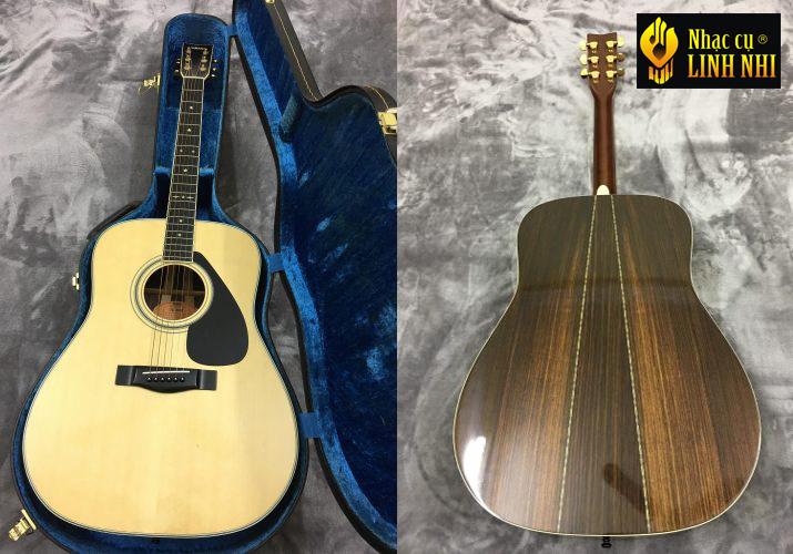 Đàn guitar Nhật bãi giá rẻ chất lượng