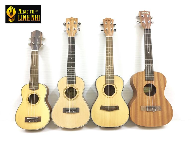 Mua đàn ukulele tại hà nội