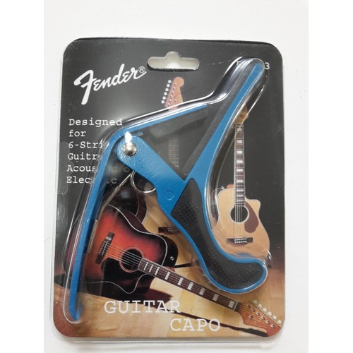 Capo guitar Fender