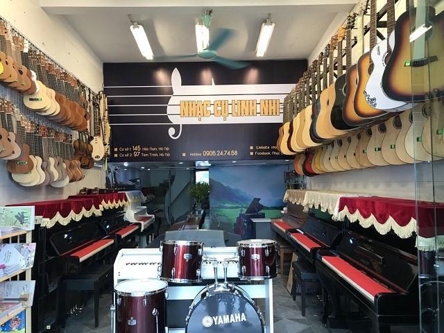 cửa hàng nhạc cụ piano uy tín giá rẻ tại hà nội