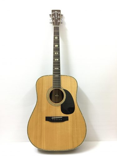 đàn guitar acoustic morris giá tốt