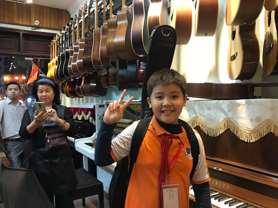 cửa hàng nhạc cụ uy tín giá rẻ tại hà nội