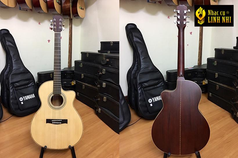 Acoustic-J-130 cho người mới tập chơi guitar giá rẻ