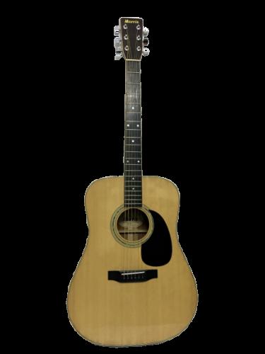 Guitar Acoustic Morris W25
