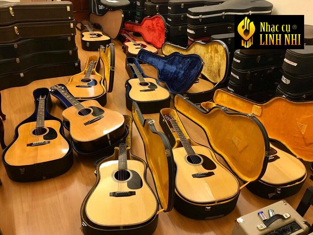 Cho thuê guitar giá rẻ tại hà nội