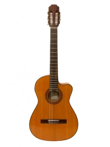 Guitar Classic Aria AC70FCE giá rẻ