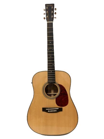 Guitar Acoustic Cat's Eyes CE87 Z