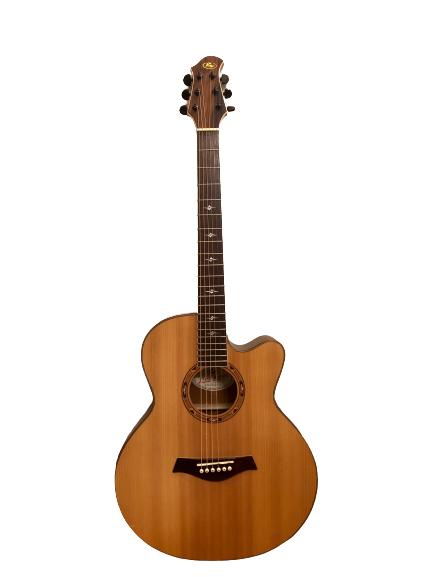 Guitar Acoustic Duy Ngọc AC350F giá tốt
