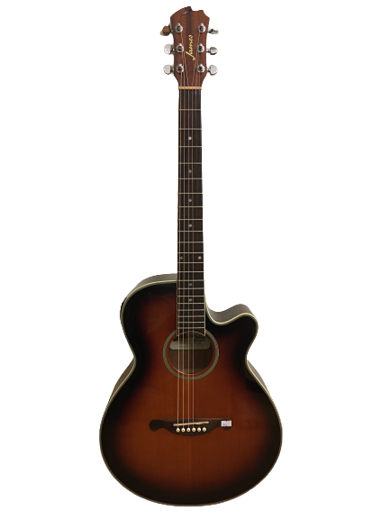 Guitar Acoustic James JE40WB giá tốt