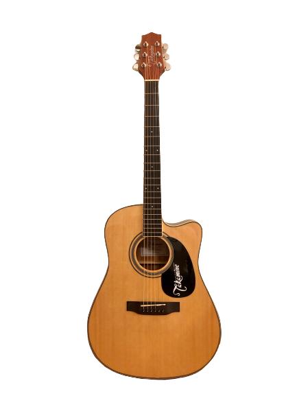 Guitar Acoustic Takamine ED334C EQ