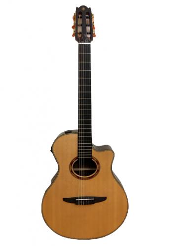 Guitar Classic Yamaha NTX1200R giá tốt
